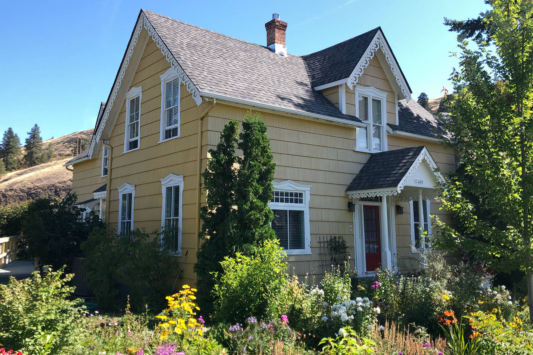 The Barclay House on Victoria Road South in Summerland is the oldest continuously inhabited home in Summerland. Whether your house is old or new, large or small, it represents a special place. (Black Press file photo)